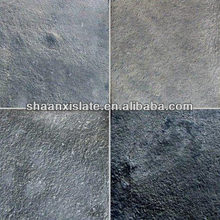 2015 Chinese natural grey slate roofing 60x60x15-20mm