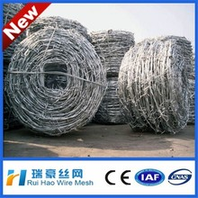 weight barbed wire /Best Price High Quality Barbed Wire/Galvanized Barbed Wire (High tensile strength)