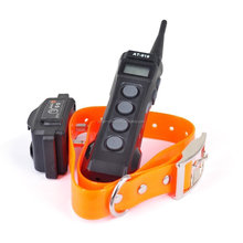 Good Rechargeable transmitter and receiver pet training dogs home dog training with flashlight