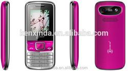 china supplier 1.77inch D70 ultra thin dual sim cell phone