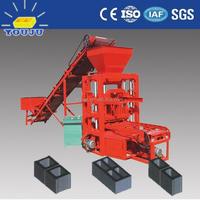 QTJ4-26 german building blocks machines/fly ash bricks machine manufacturers