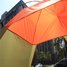 Hot selling 1 - 2 person camping tent explore tent