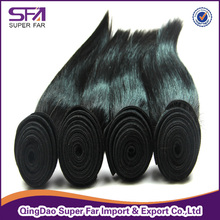 Wholesale price full cuticle remy brazilian hair weave 1b 33 27 color for sale