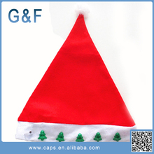 LED Christmas Hat With Light For Christmas Ornaments
