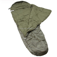 High Quality Duck/Goose Down Filled Military Camouflage Sleeping Bag