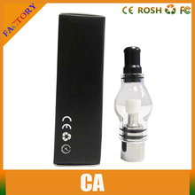 China supplier glass vaporizer pen CA atomizer ,best quality,cheap prcie e cigarette vaporizer coil wire