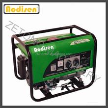 5.5hp small home use silent Factory direct 1.8kw Elemax portable mini dynamo generator