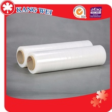 Packaging Clear LLDPE Stretch Film Thick Plastic Sheeting Roll
