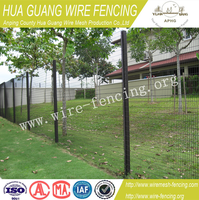 358 fence high security anti climb fence / welded wire mesh