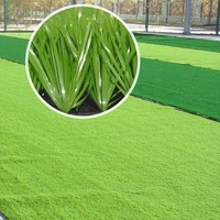 Good Water Permeability Grass Mats Soccer