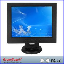 10.4 inch HDMI lcd monitor desktop touch monitor tft car tv monitor