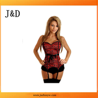High Quality Corsets Sexy Trainer Corset Latex Waist Corsets