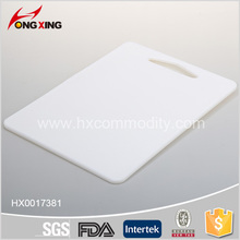 0.8cm Thick plastic chopping block with hanging hole