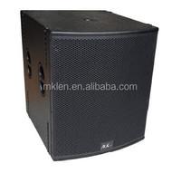 """NB21 single 21"""" big bass speaker, high power bass"""