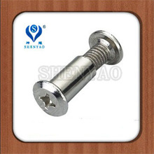 M4'M6'M8 Philips cross recesssed flat taper head screws for furniture, cabinet and plate assemblying