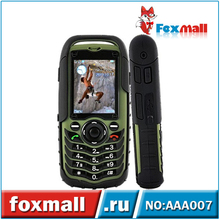 Hot sale 2.0 Inch A88 Mobile Phones Dual Sim Rugged Phones MTK6252 Waterproof Cell phones 1.3MP Rock V2 AAA007