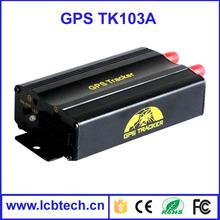Promotion bicycle gps tracker mini gps tracker tracker gps TK103-A with 1 year warranty