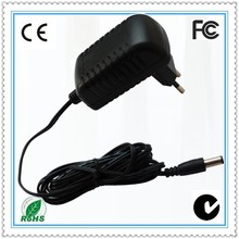 alibaba china gold suppliers supply 5.5v 500ma adapter (dc size :5.5*2.5mm)