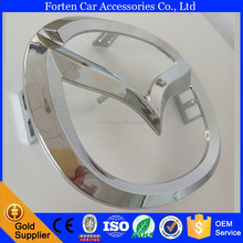 Custom Dome 3D Parts Chrome Rear Tail Badge M3