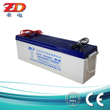 High quality AGM VRLA 24v sealed lead acid rechargeable battery