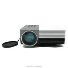 GM50 Newest Home Theater Cinema Projector LED Multimedia Portable Video Pico Micro Small Mini Projector with HDMI USB SD AV VGA
