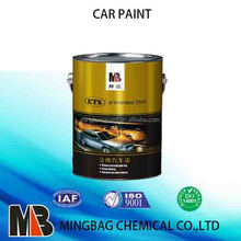 1K fast dry car coating