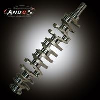 Custom Billet Crank Shaft For Nissan Diesel Engine td42 6 cylinder crankshaft