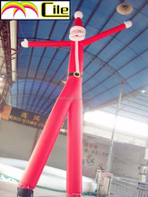 CILE Inflatable Father Christmas air dancer advertisement product