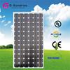 2015 New 280w monocrystalline most efficient solar panels