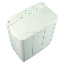 7kg semi automatic twin tub washing machine with CB CE SASO