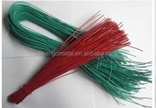 PVC U type iron wire to Japan market