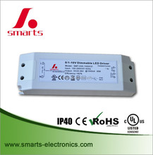 0-10v dimmable 36w 1050ma led driver for led floodlight