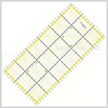 Kearing # KPR3015 métricas 30 * 15 cm quilt & patchwork governante acrílico