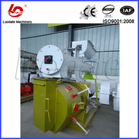 Easy installation home use pig feed pelletizer machine