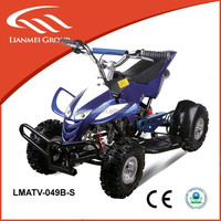 4 wheel drive atv 49cc, gas powered vehicles for kids with CE