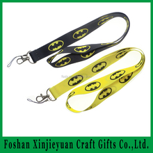 Factory directly various styles sublimation type lanyards