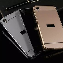 Luxury aluminum Ultra thin metal phone case cover for htc desire 826