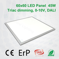 Best selling high quality Traic dimable warm white indoor use 3000K top selling 2015 led flat panel wall light