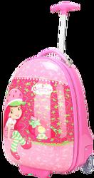 Cartoon Kids Trolley Bag For School Travel