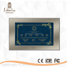 China Top Smart Home Zigbee/Z-Wave Home Automation Smart Home Supplier