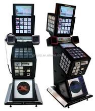 indoor magic music game machine