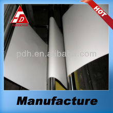 ADHESIVE HIGH GLOSSY COATED STICKER PAPER