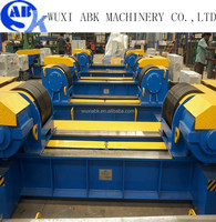 Tank self alignment welding turning roller from ABK