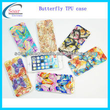 """for iphone 5"""" original butterfly tpu gel case"""