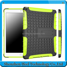 Back case corner protect for ipad air 2 silicone case,for ipad 6 cover case
