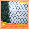 Factory galvanized 9 gauge chain link fence discount chain link fence for sale