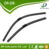 209 Windshield Wipers For Nissan Qashqai Accessories Parts Wholesale Wiper Blade