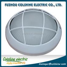 Low price die-casting aluminum round bulkhead