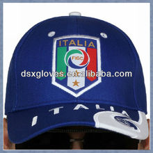 Brazil flag funny football Fans Hat for 2014 world cup