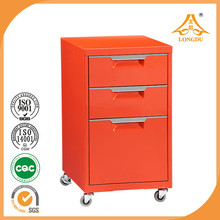 office furniture hot selling product 3 drawer metal file cabinet with cheap price from China factory